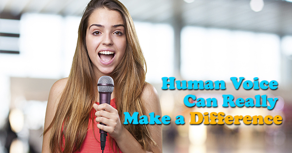 Choosing Professional Voice-over Talents: Human Voice Can Really Make a Difference