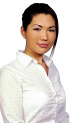 Aupan (F) Kazakh Voice Over