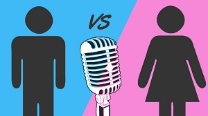 Male vs. female voice-overs: which one to choose? Plus Accent Network investigation